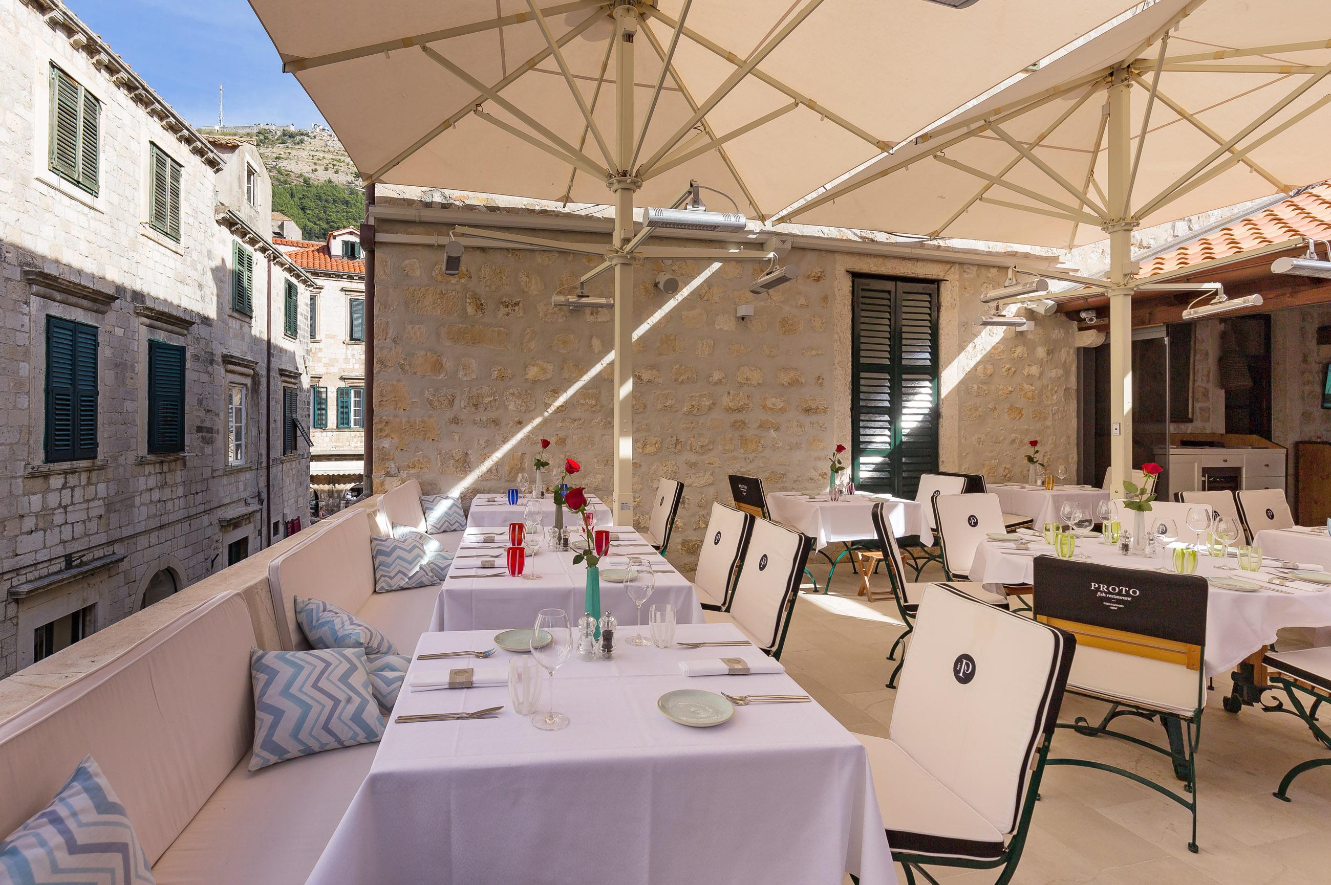 Fish Restaurant Proto Dubrovnik Traditional Autenthic